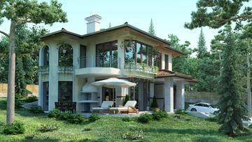 Готов проект на къща 16