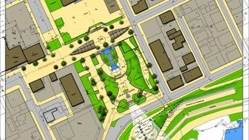 Реконструкция и модернизация на централен площад